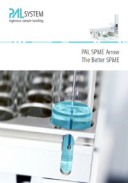 PAL SPME Arrow brochure