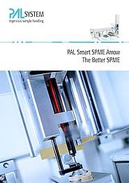 PAL Smart SPME Arrow Brochure